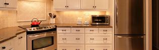 Kitchen & Bath Design - Sheridan Interiors