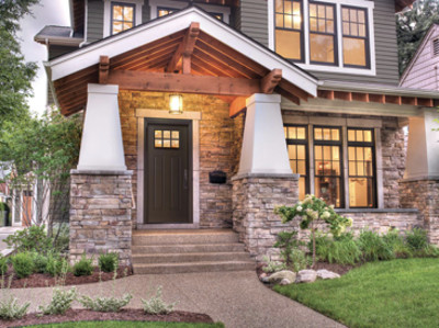 Exterior Finishes Package - Sheridan Interiors