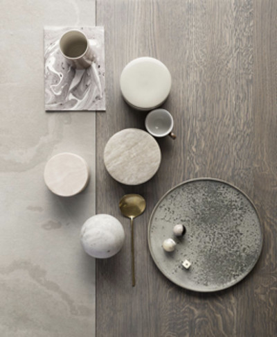 Interior Finishes - Surface Selections - Sheridan Interiors