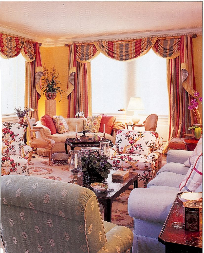 Blocking for window treatments and draperies - Sheridan Interiors