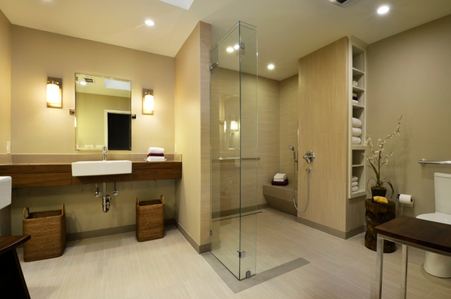 Blocking For Bathrooms - Sheridan Interiors
