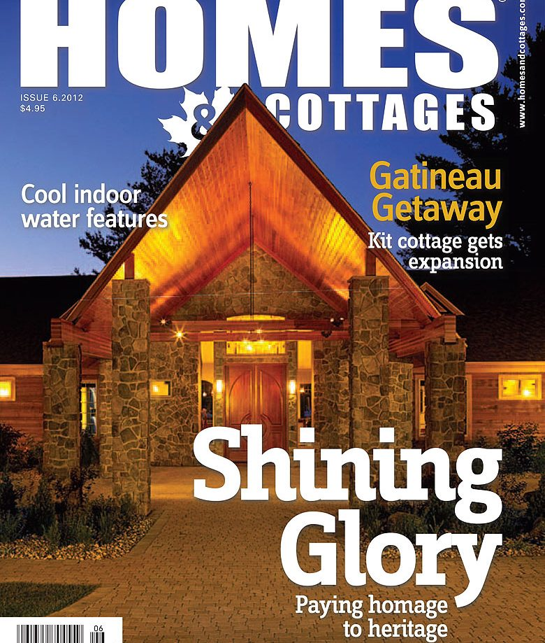 Homes & Cottages Cover Sheridan Interiors