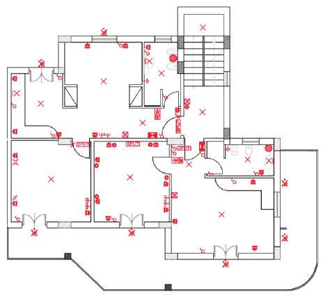 Lighting Plan - Sheridan Interiors