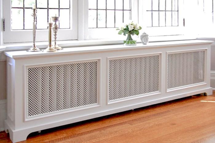 Radiator Covers - Sheridan Interiors, architectural detailing, traditional home, interior designer cornwall, interior designer ottawa