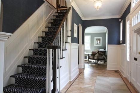 Doorways and Hallways - Sheridan Interiors