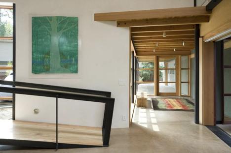 Wider Hallways - Sheridan Interiors