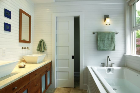 Make a Powder Room Accessible with Universal Design - Sheridan Interiors