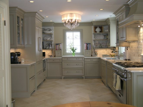 Doors - Optimal Space Planning for Universal Design in the Kitchen - Sheridan Interiors