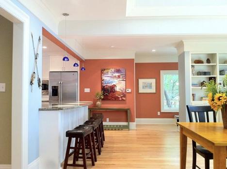 Traffic - Universal Design in the Kitchen - Sheridan Interiors