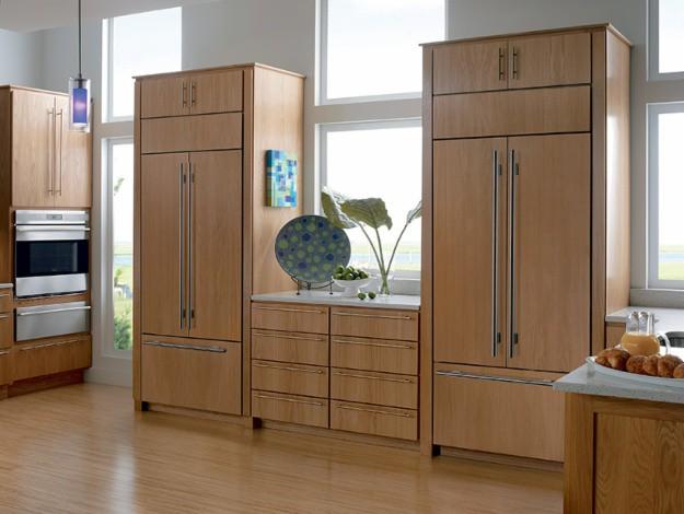 Built-in Panel Ready Refrigerators - Sheridan Interiors