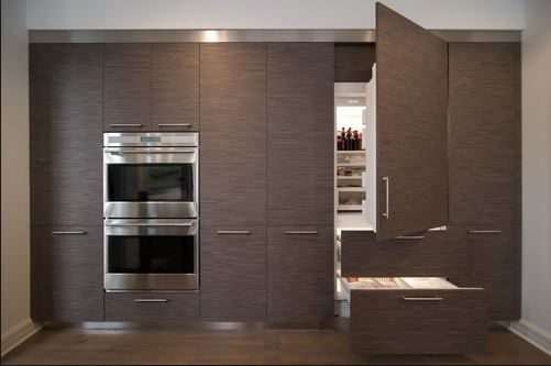 Built-in Panel Ready Fridge - Flush Installation - Sheridan Interiors