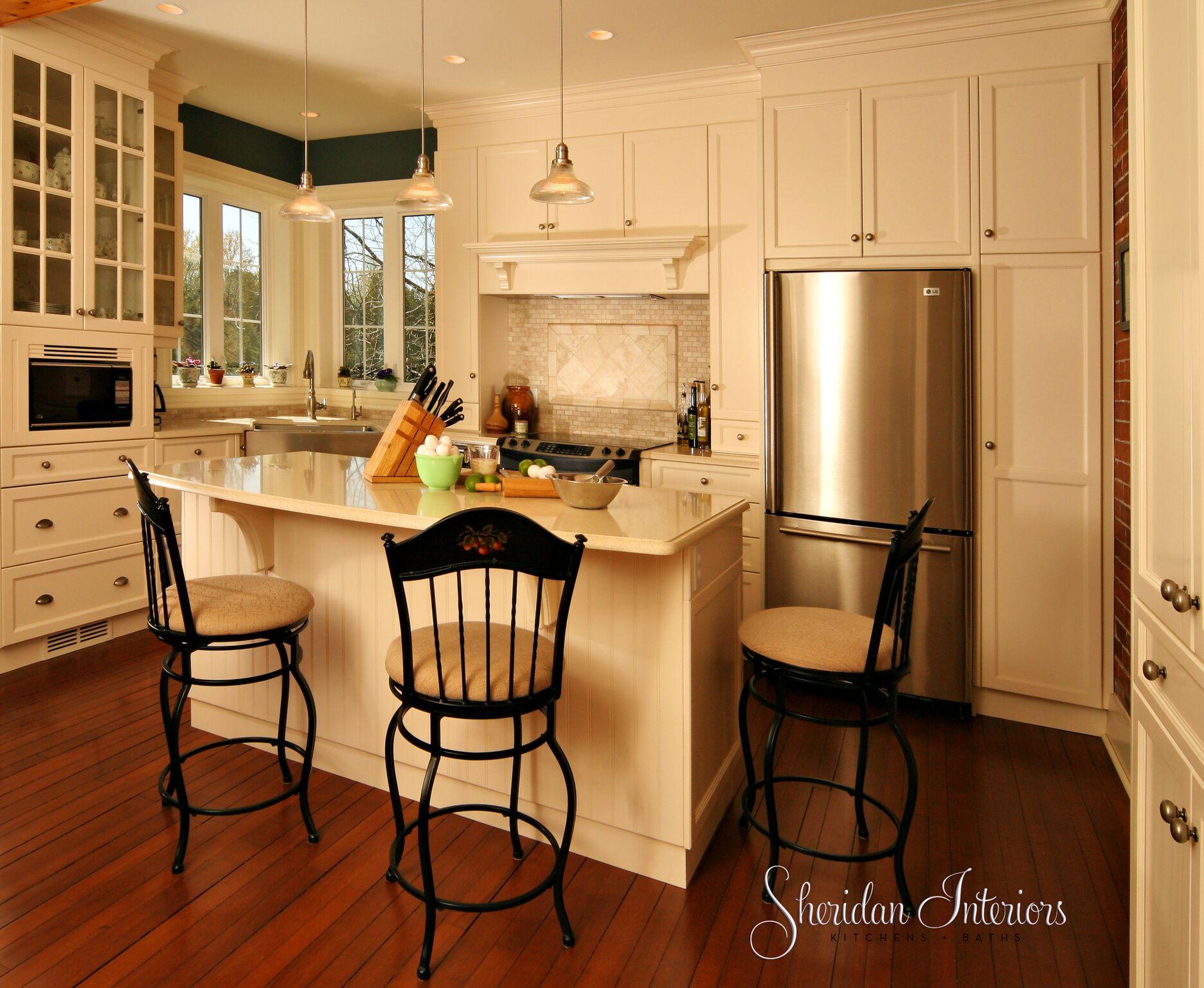 Country Kitchen - Sheridan Interiors
