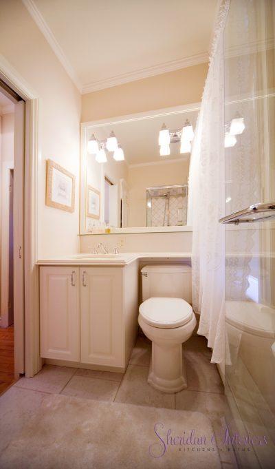 small bathroom, traditional bathroom, country bathroom, Small Bathroom Design Services Ottawa - Sheridan Interiors, sheridan interiors kitchens and baths, bathroom designer cornwall, bathroom designer ottawa,