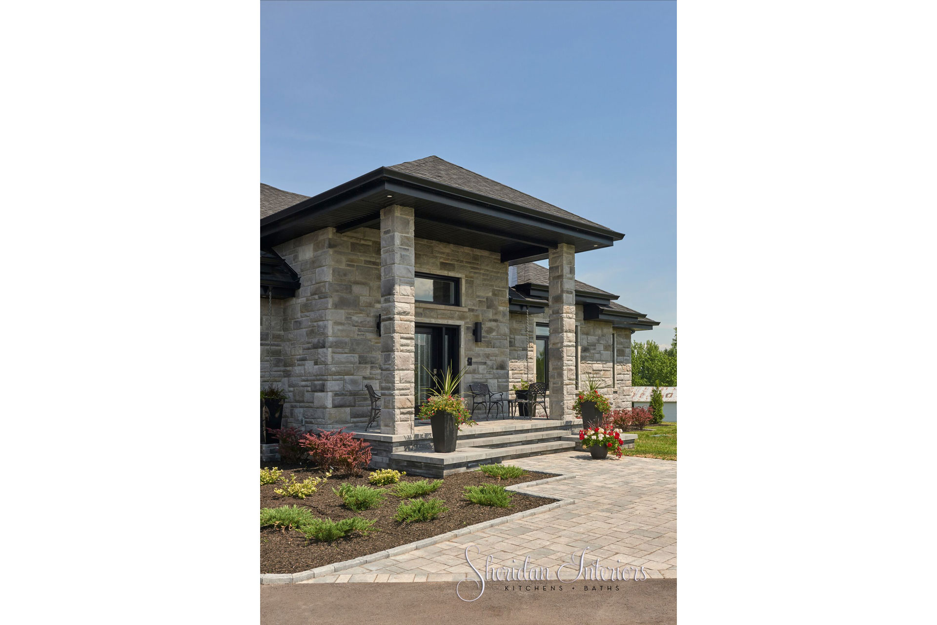 Back-Exterior View - Sheridan Interiors