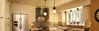 Lighting Design - Sheridan Interiors