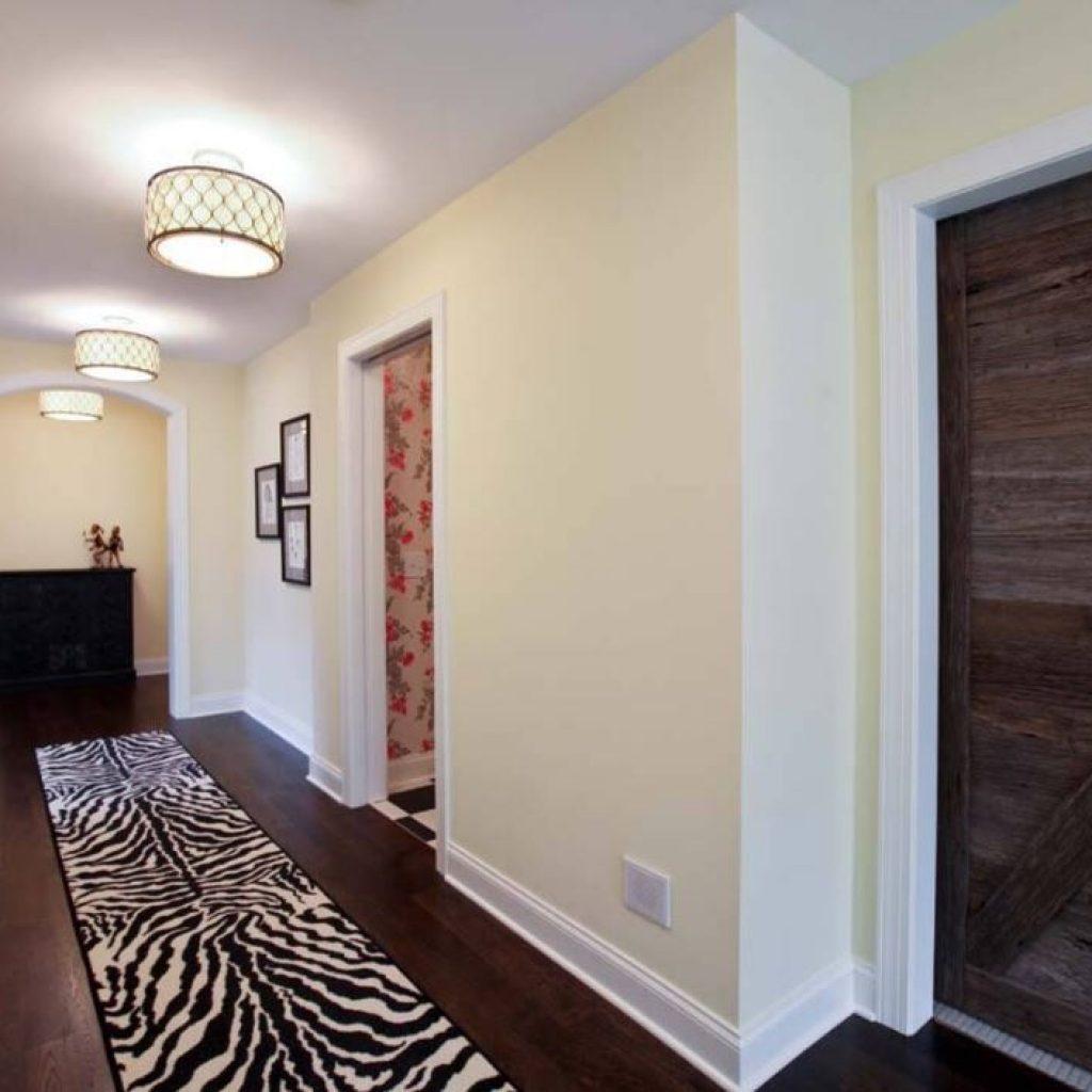 Hallway Lighting - Sheridan Interiors