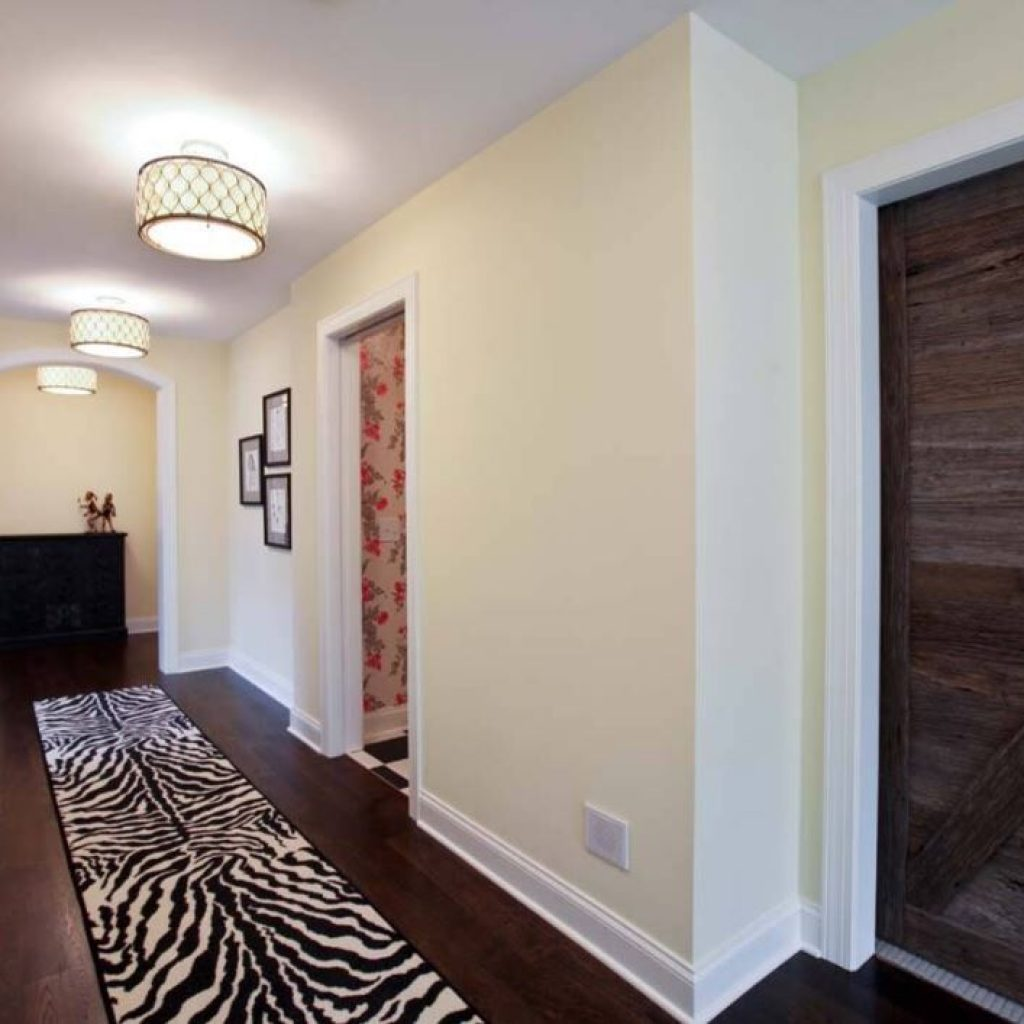Hallway Lighting - Sheridan Interiors