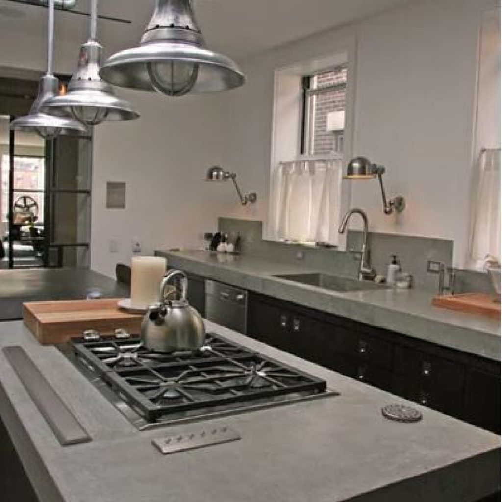 No shine counter tops - Sheridan Interiors