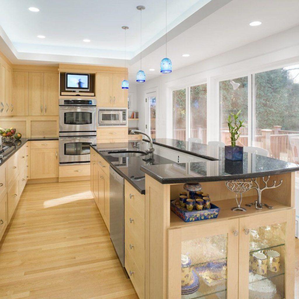 Kitchens for older eyes - Sheridan Interiors