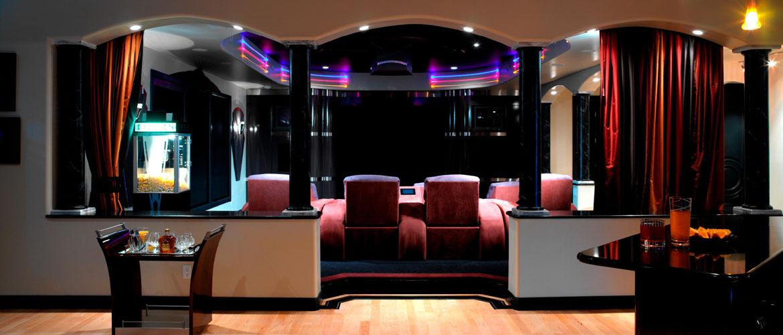 Bold Spaces - Sheridan Interiors