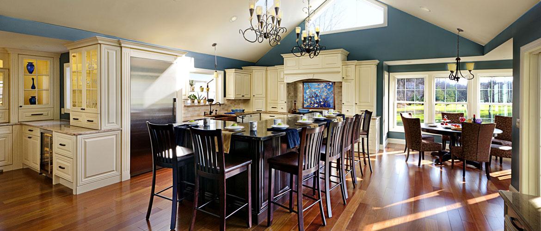 Custom Cabinetry - Sheridan Interiors